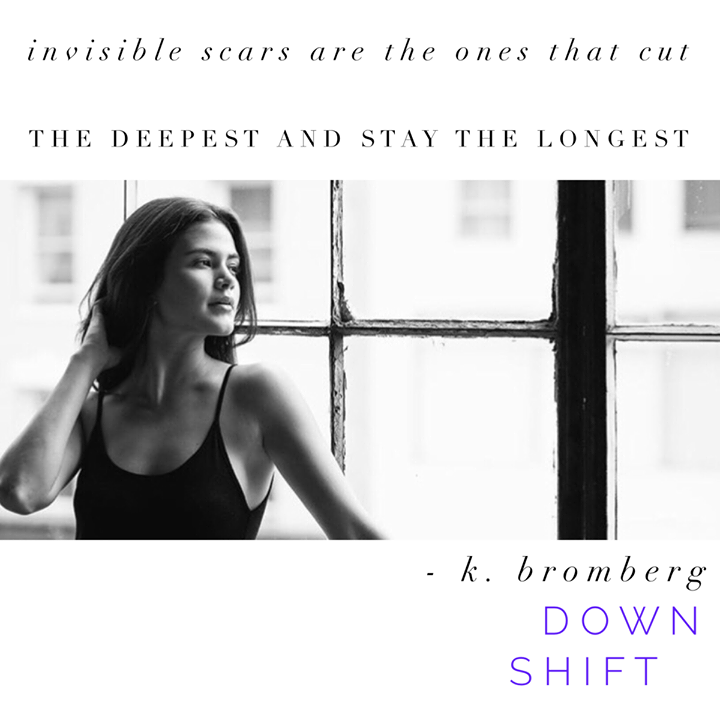 Down Shift By K Bromberg