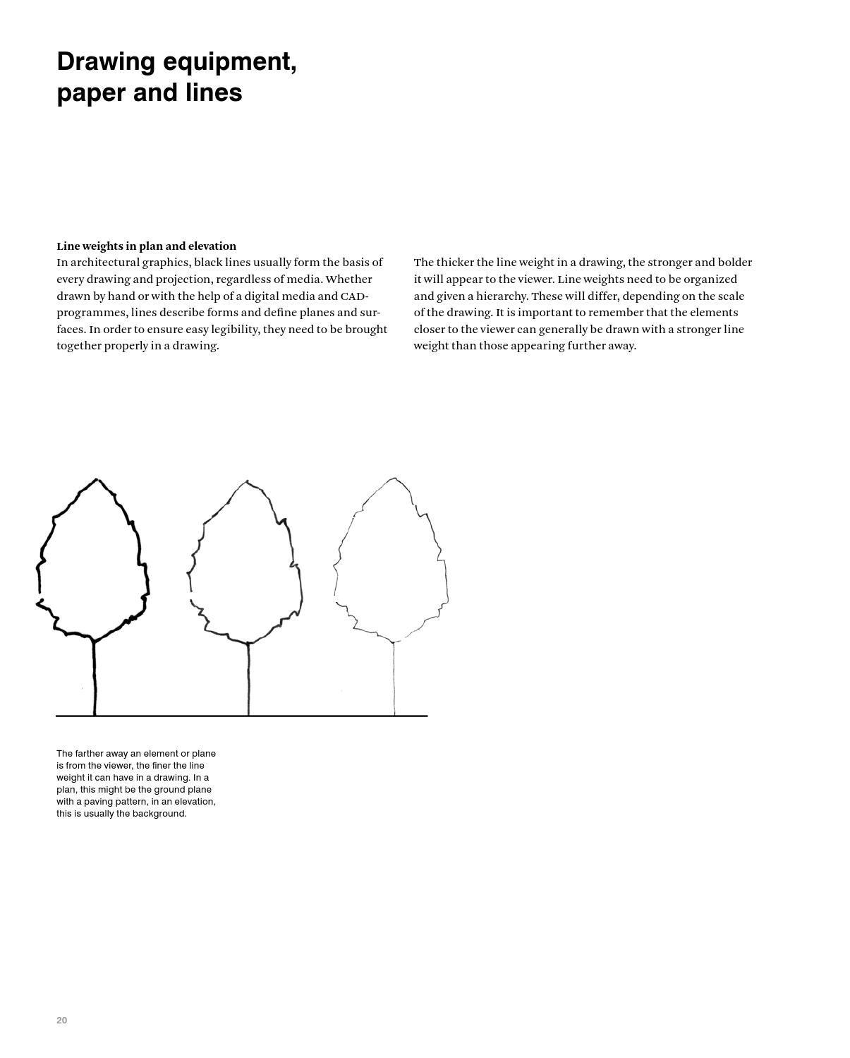 Drawing for Landscape Architects | Landscape architect ...