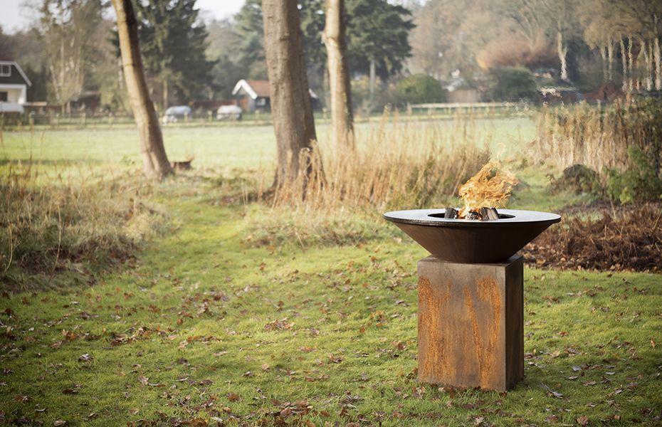 Ofyr Sfeerbarbecue Vuurschaal Teppanyaki The Art Of