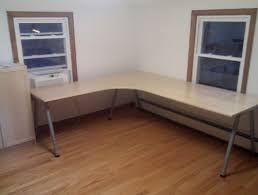 Ikea Office Desk Shaped Office Ikea Galant L Shaped Desk Ikea Corner Desk Furniture Desk Furniture