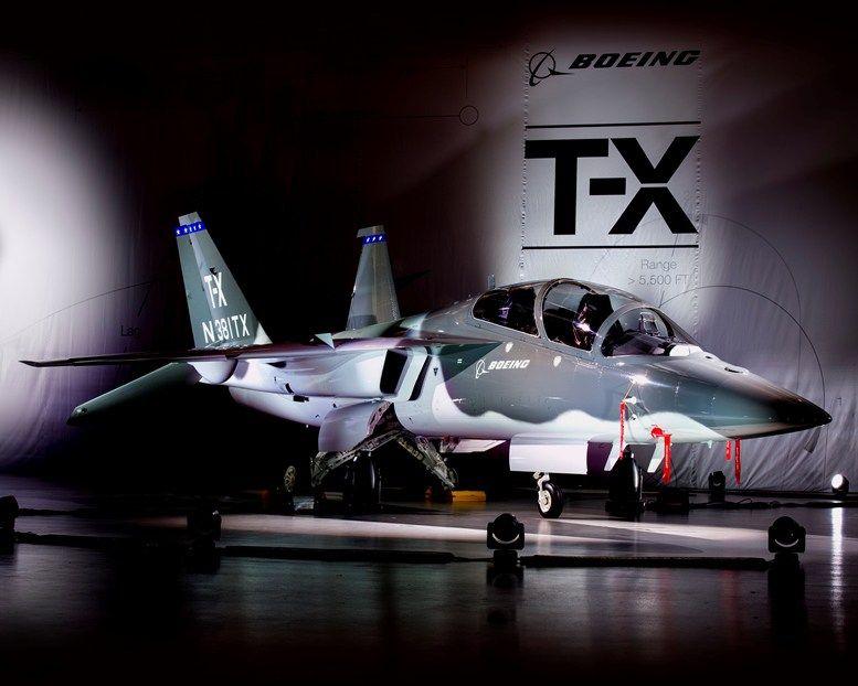 Air Force's T-X program