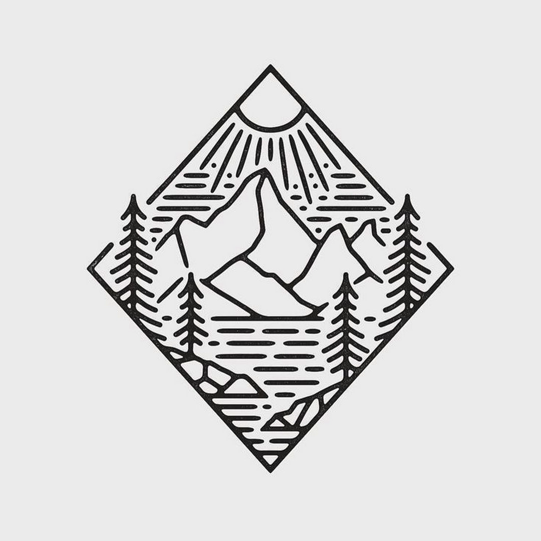 130 nature logo design inspirations סל מחזור לזרוק pinterest