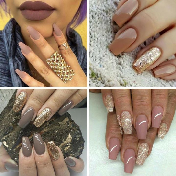 These nail colors are perfect for this fall season! Which is your ...