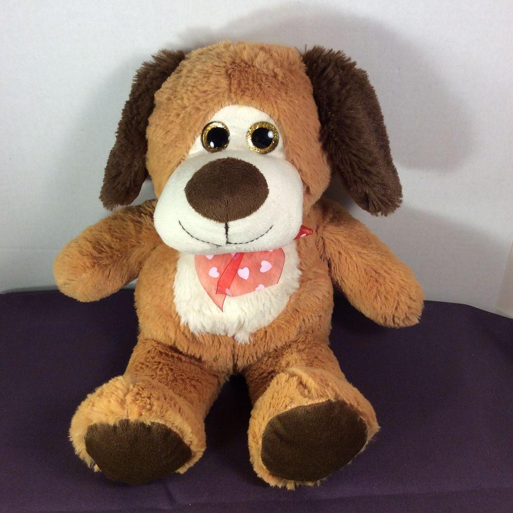 2015 Best Made Toys International Plush Dog Stuffed Toy
