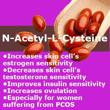 NAC Proves a Powerful Tool in The Fight Against Hormonal Imbalance