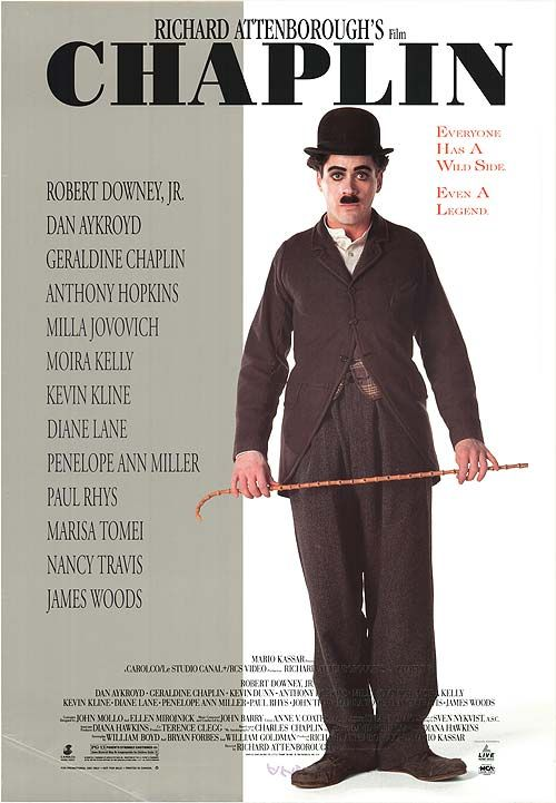 Image result for Chaplin Released: 1992