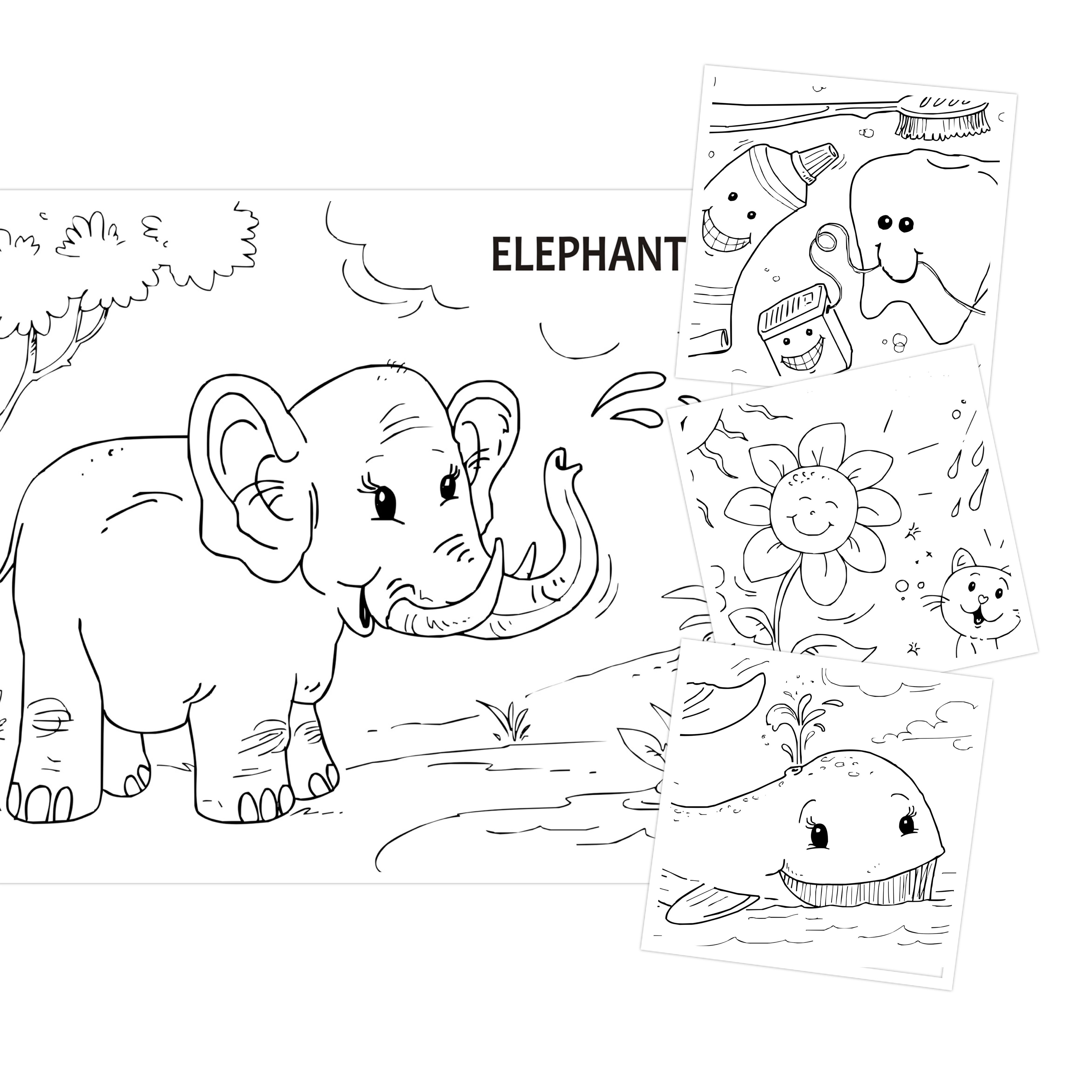 Zoo Coloring Pages Sew Cute Patterns Zoo Coloring Pages Zoo Animal Coloring Pages Coloring Pages [ 4000 x 4000 Pixel ]