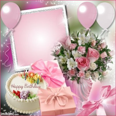 1fa6x 5u5 Empty Imikimi Frames Happy Birthday Images Happy