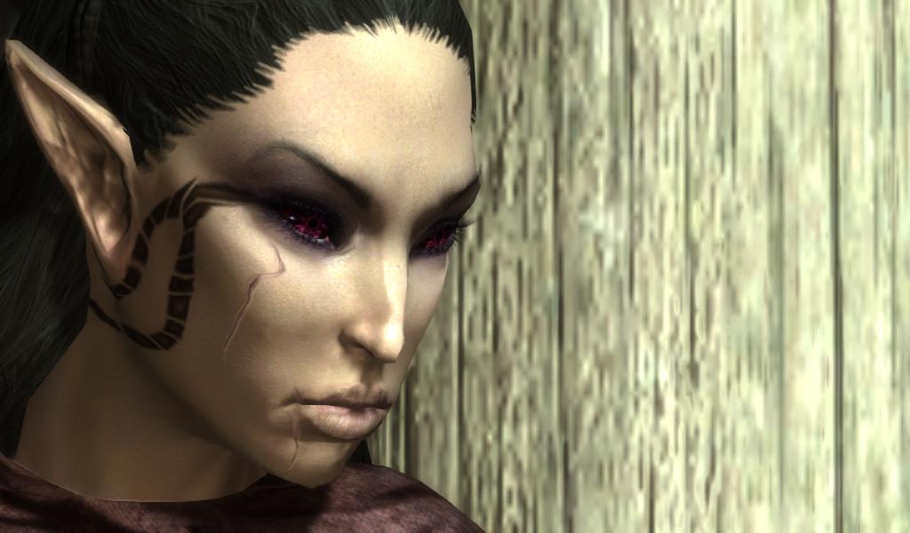 More Elven Skin Tones at Skyrim Nexus - mods and community ...