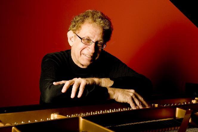 Pianist Daniel Pollack at Saddleback College:  http://cotobuzz.blogspot.com/2012/04/piano-recital-with-superstar-daniel.html