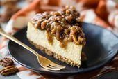 Pecan Pie Cheesecake: Creamy, New York-style brown sugar cheesecake over a butte... - pecan recipes - Pecan Pie #pecanpiecheesecakerecipe Pecan Pie Cheesecake: Creamy, New York-style brown sugar cheesecake over a butte... - pecan recipes - #Brown #butte #Cheesecake #creamy #PECAN #PIE #recipes #Sugar #Yorkstyle #pecanpiecheesecakerecipe