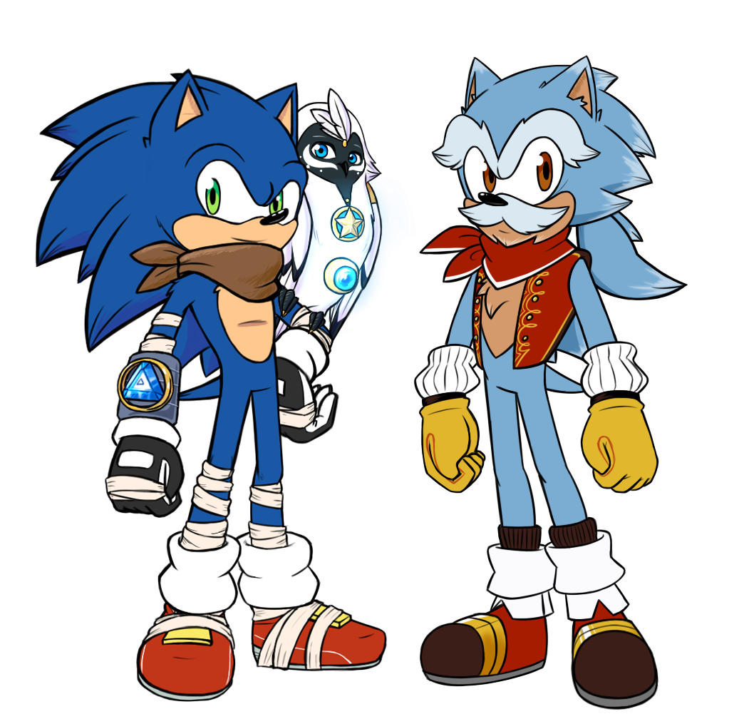 Sonic and Sir Charles Hedgehog | Tumblr \',\' | Sonic Boom | Pinterest ...
