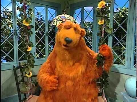 Bear In The Big Blue House Potty Chair Song Youtube With