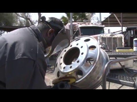 Zephyr How To Polish Aluminum Aluminum Wheels Car Restoration Aluminum Rims