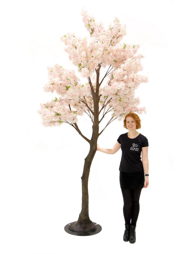 Pink Cherry Blossom Tree 3 5m Event Prop Hire Pink Cherry Blossom Tree Enchanted Forest Theme Party Event Props