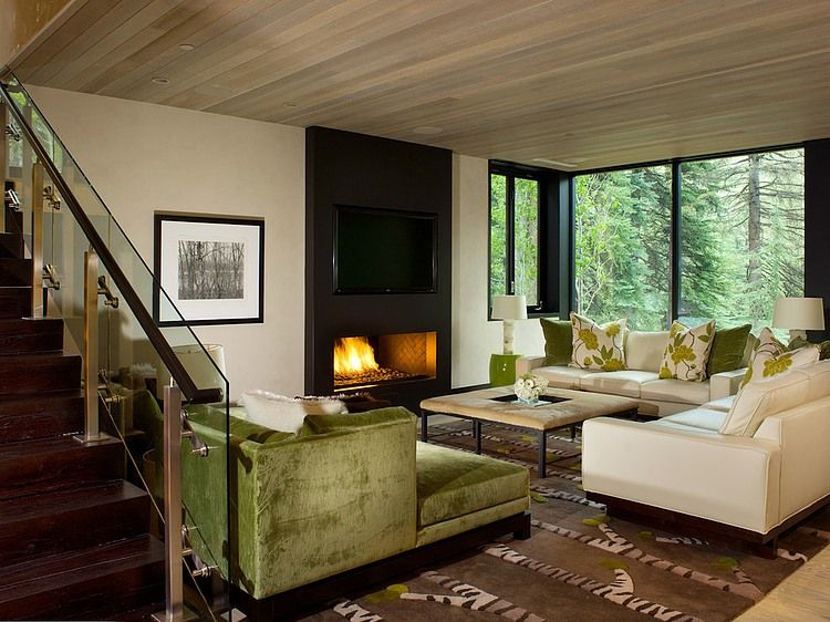 Vail River House By Vag Architects And Planners Modern Mountain