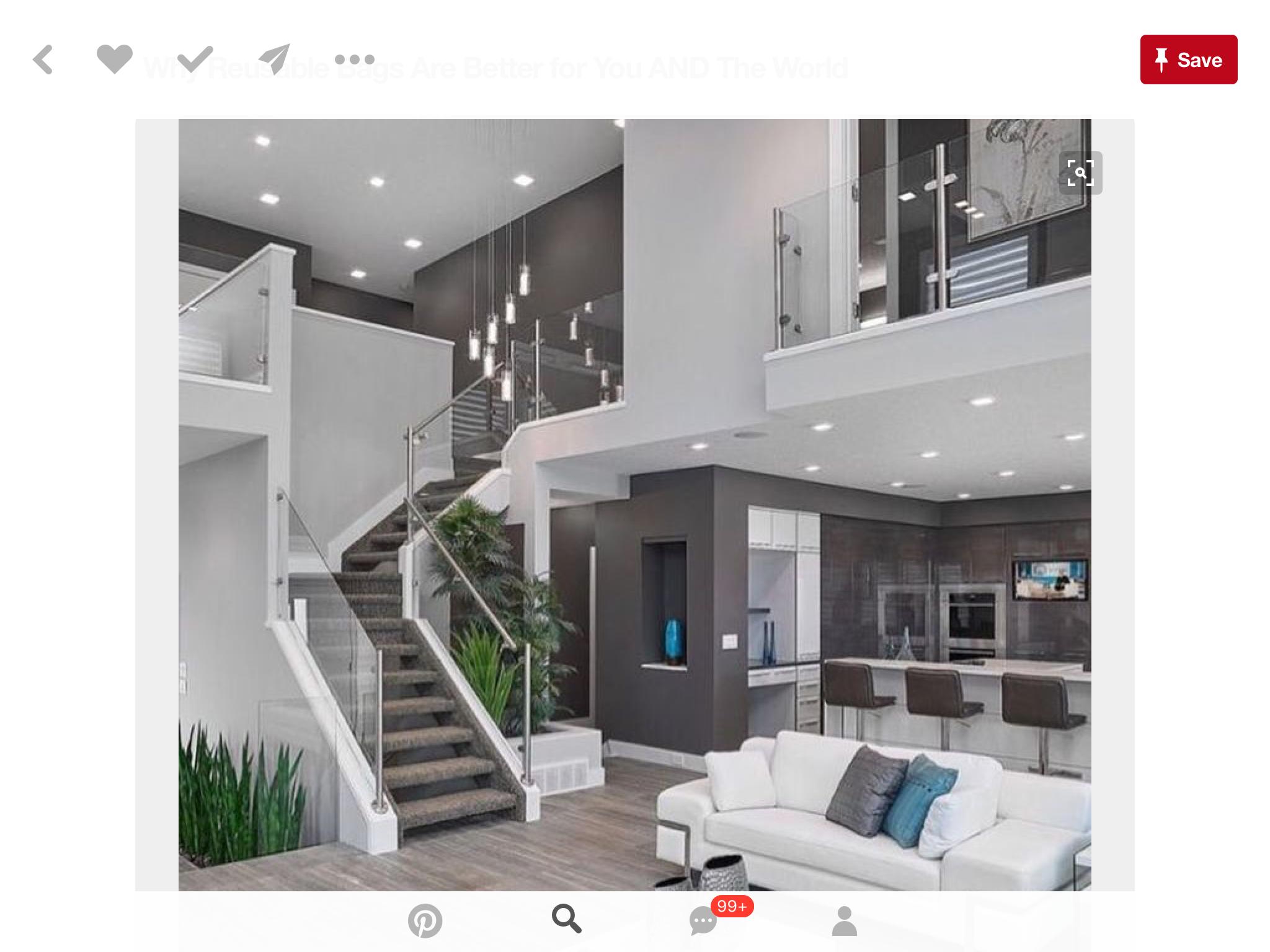 Épinglé par Sabah sur Escaliers   Maison design, Interieur ...