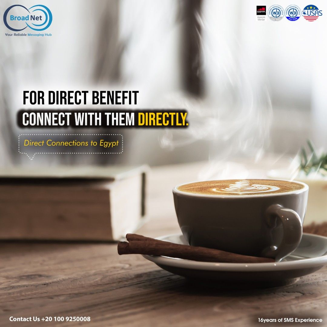 For a Direct Benefit , Connect with them Directly