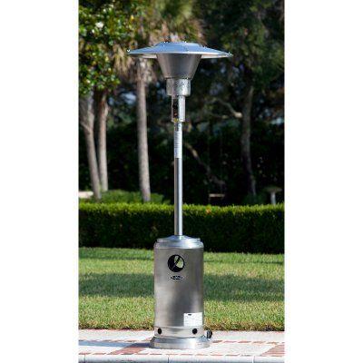 Fire Sense Prime Round Patio Heater - 62210