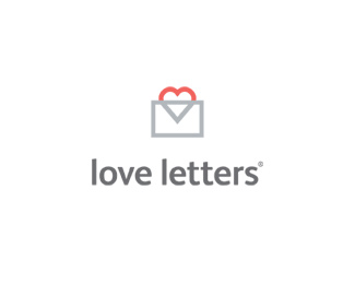 Love Letters By Laytoncreative Minimal Logo Design Minimal Logo