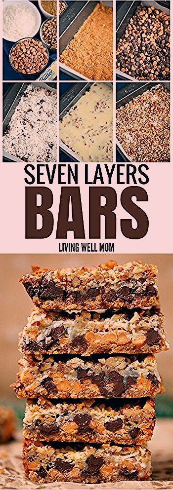 Photo of Magic Cookie Bars | Seven Layer Bars + Variations