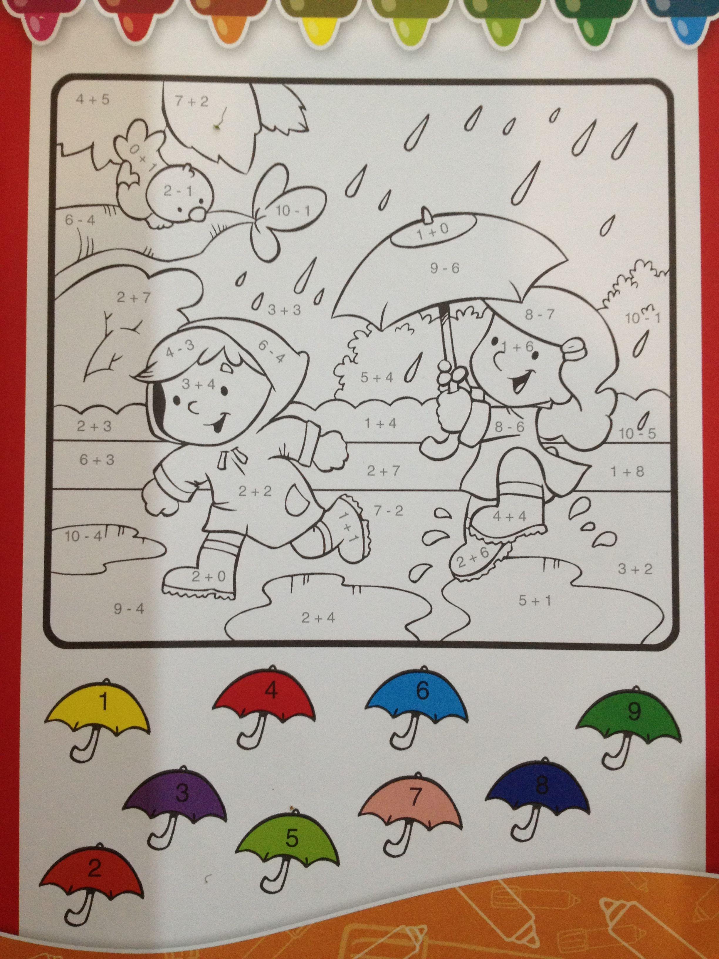 Umbrella Maths