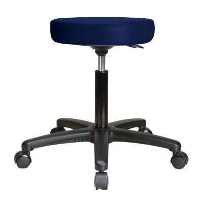 Perch Chairs & Stools Height Adjustable Swivel Stool Color: Imperial Fabric
