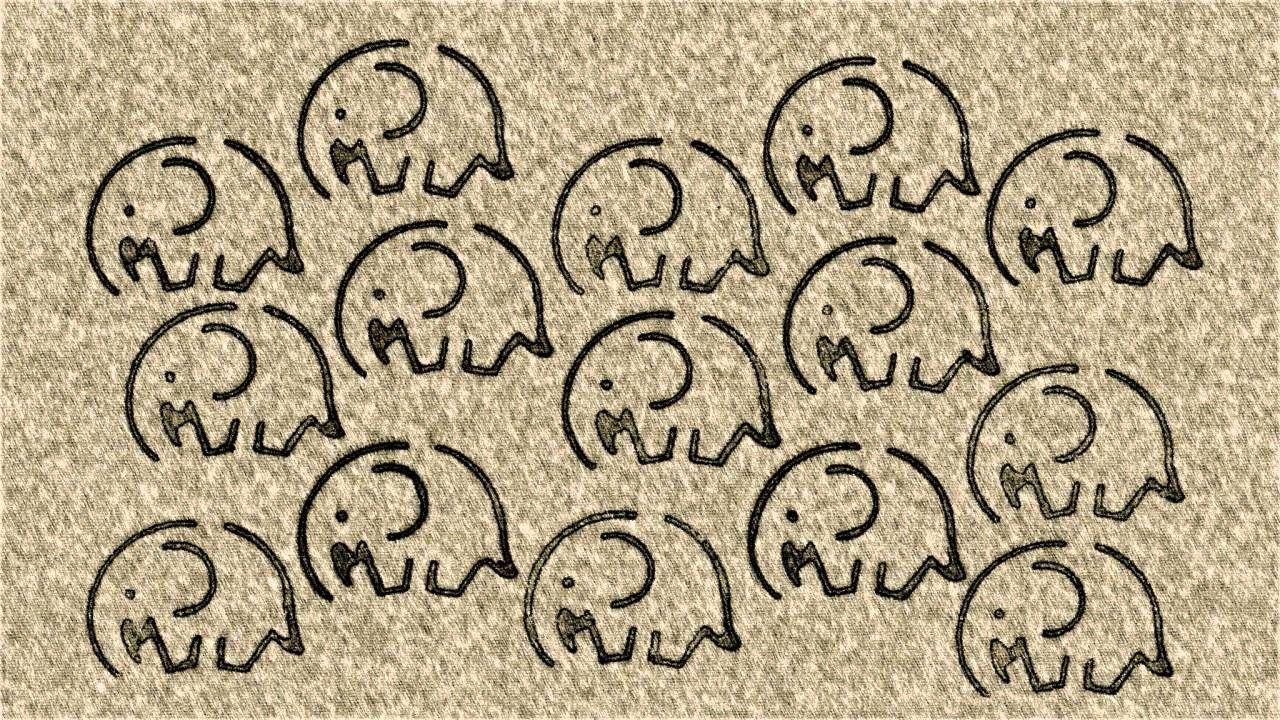 Sechzehn graue Elefanten, lustige Ideen, Kindergarten ...