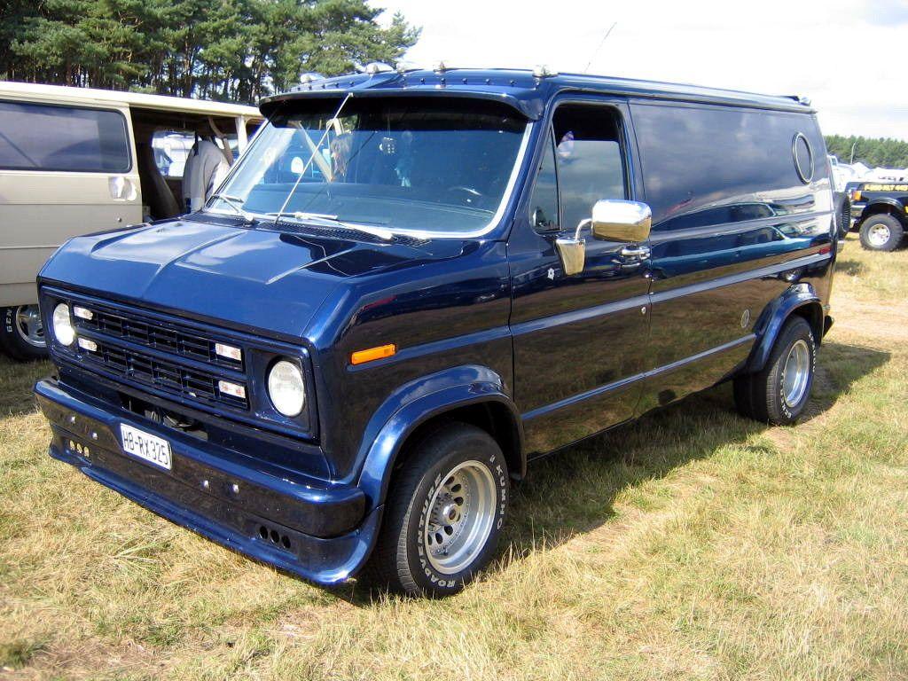 1976 Ford Econoline E150 Passenger Van Maintenance Restoration Of