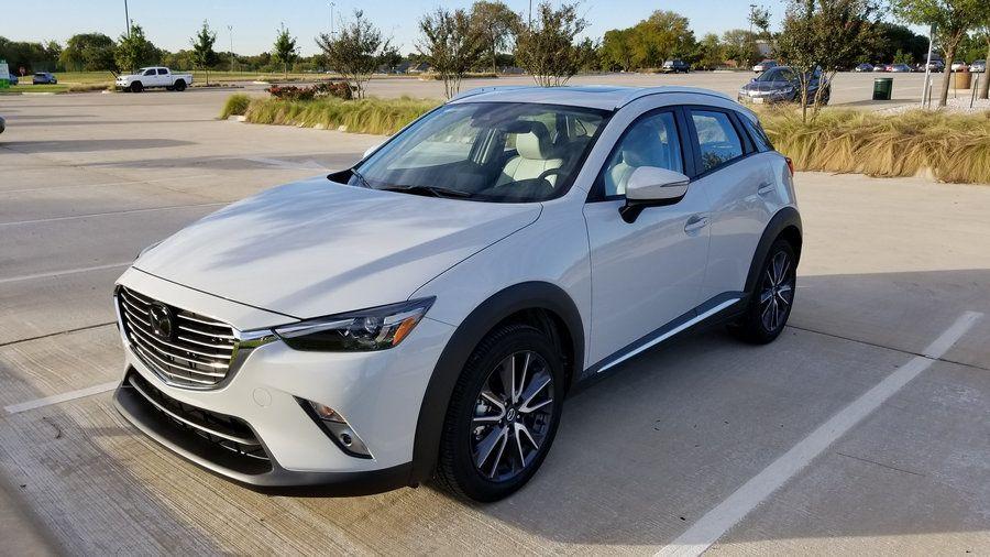 Review El Mazda CX3 2018 sigue siendo atractivo y