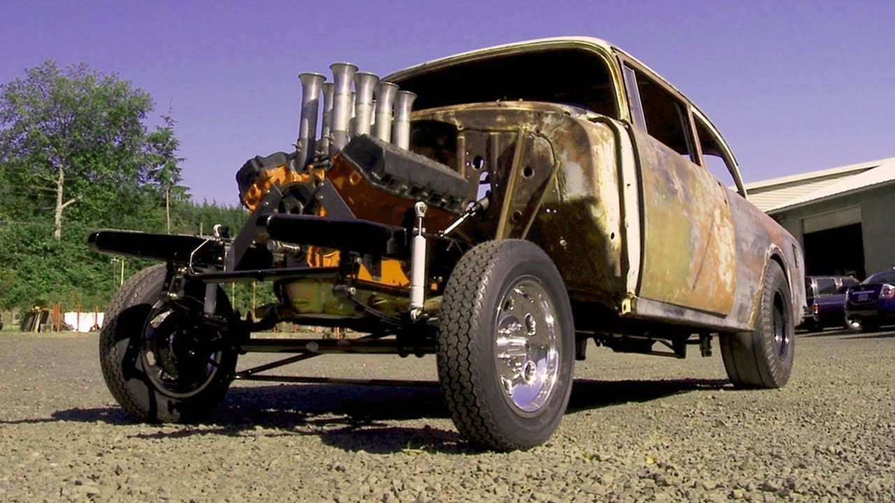 1955 chevrolet pro street truck youtube - Nitrous Muscle Truck And Mini Bikes Roadkill Episode 18 Fernando Gotuzzo Pinterest Muscle Truck Mini Bike And Cars