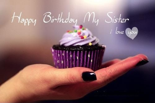 Birthday Wishes Ideas Sister ~ Happy birthday wishes for sister u messages quotes cards img
