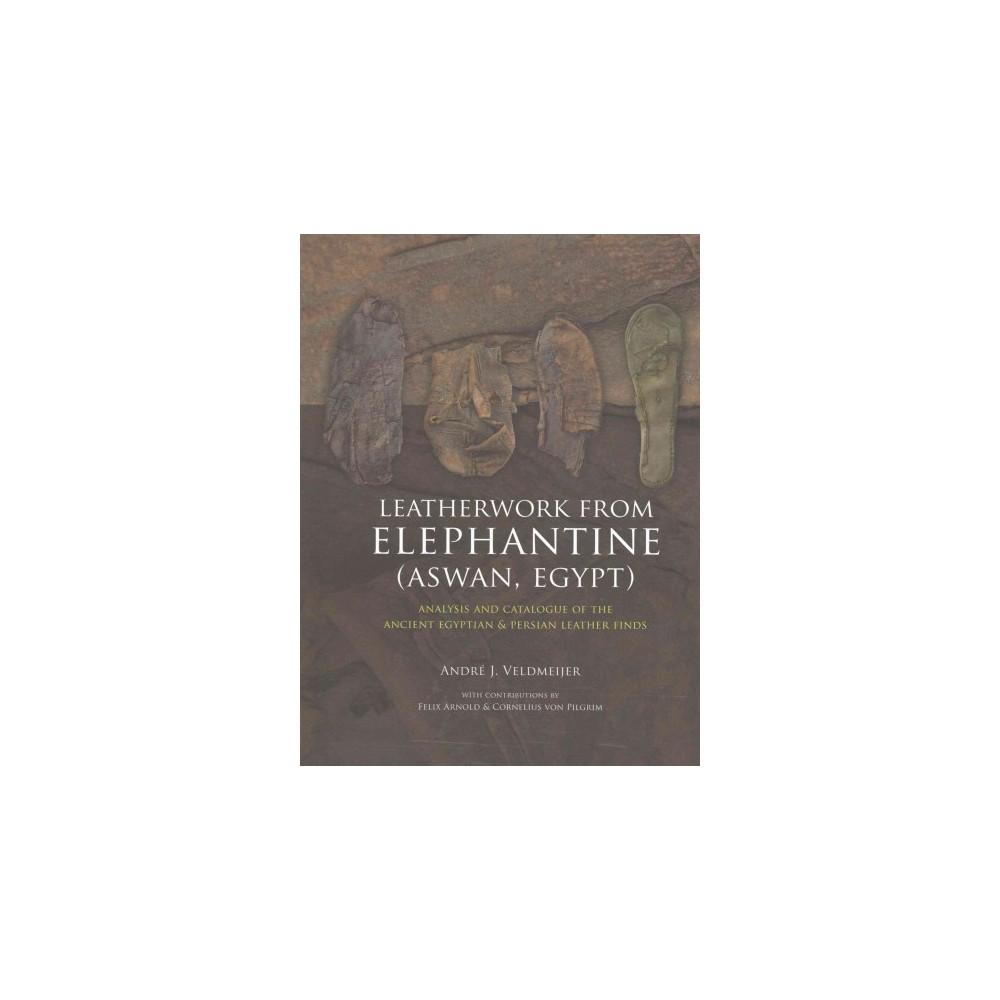 Leatherwork from elephantine aswan egypt analysis and catalogue