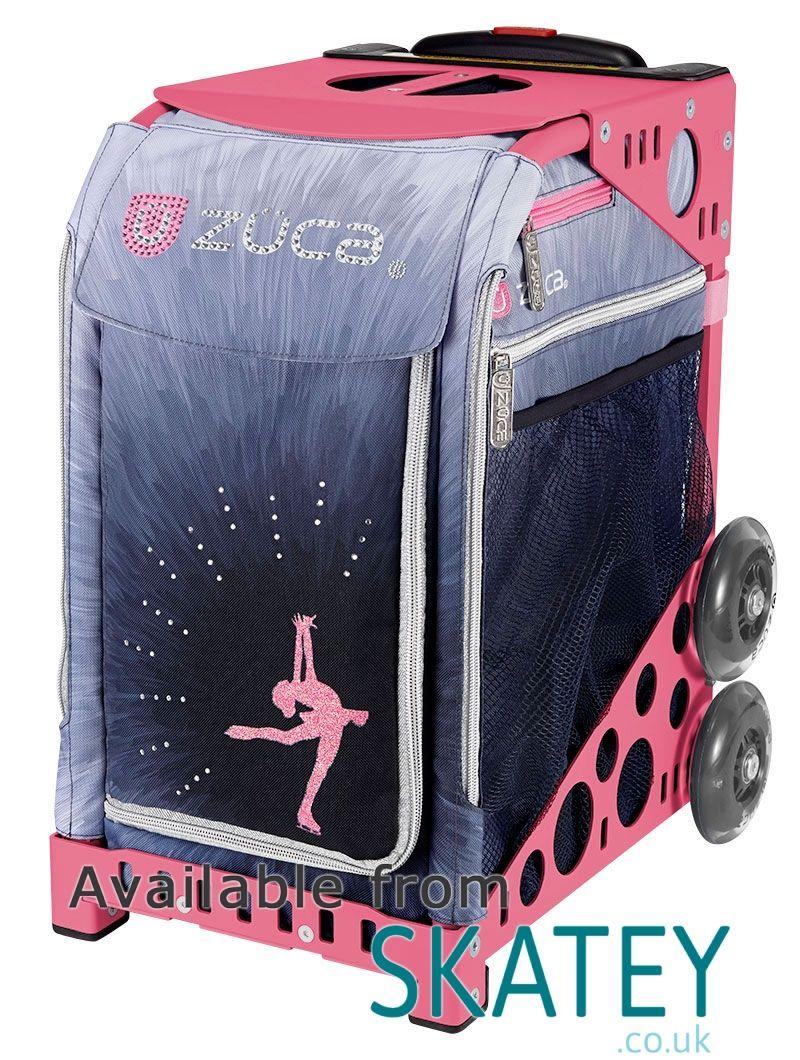 ice dreamz lux zuca sport insert in a pink frame - Zuca Frame