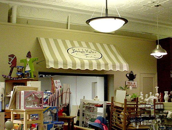 Easy Indoor Awning For Marketstand In 2019 Diy Awning
