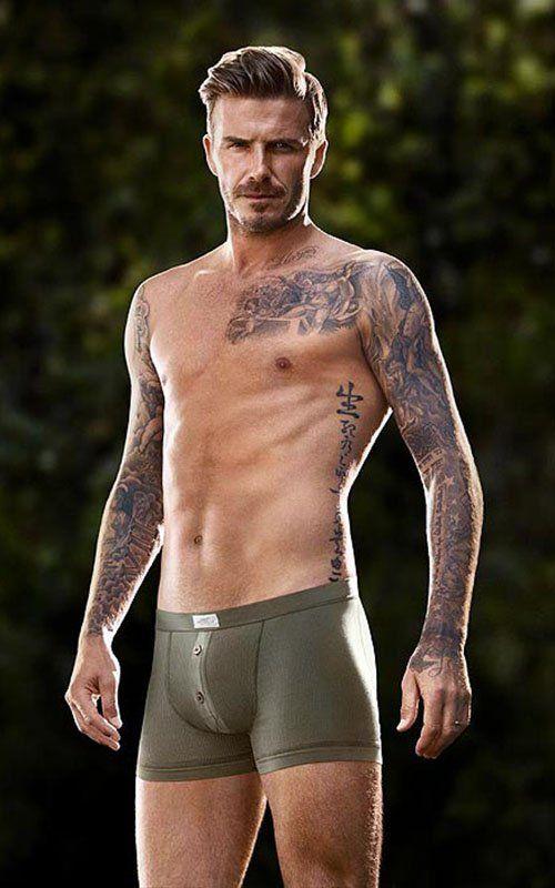 7d9399fb70 David Beckham Bodywear For H   Celebrity/Entertainment - Daily Stab ...