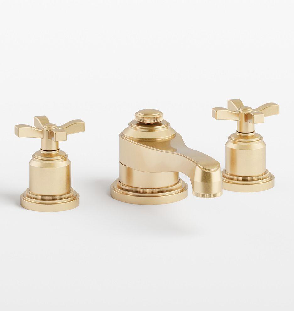 Rigdon Cross Handle Widespread Bathroom Faucet Rejuvenation In 2021 Widespread Bathroom Faucet Bathroom Faucets Faucet [ 990 x 936 Pixel ]
