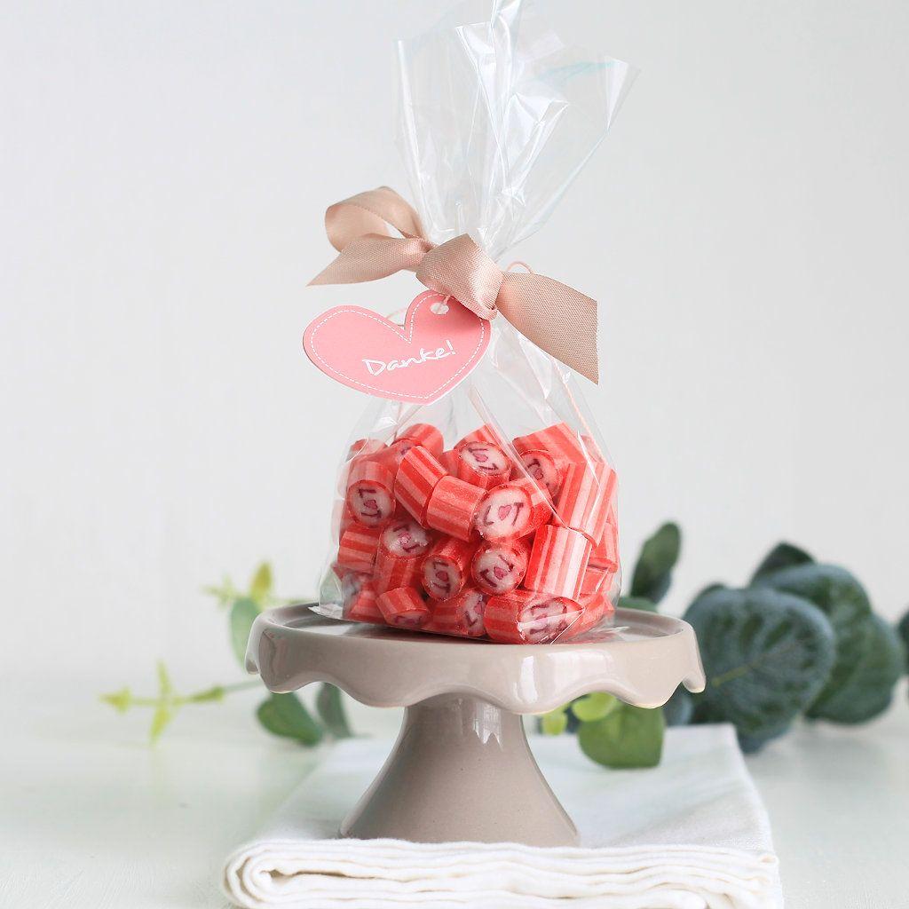 Gastgeschenk Bonbons Mit Initialen Gastgeschenke Bonbon Geschenke