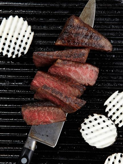 Mishima Ranch - American Wagyu New York Strip Steaks