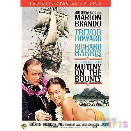 MUTINY ON THE BOUNTY (1962):SE