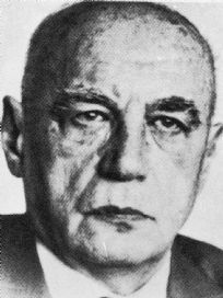 Werner Heyde, Nazi Psychiatrist, was one of the main organizers of Nazi Germany's T-4 Euthanasia Program. On November 11, 1959 Heyde surrendered to police in Frankfurt after 13 years as a fugitive. On February 13, 1964, five days before his trial was to start, Dr. Heyde hanged himself at the prison in Butzbach, Germany.