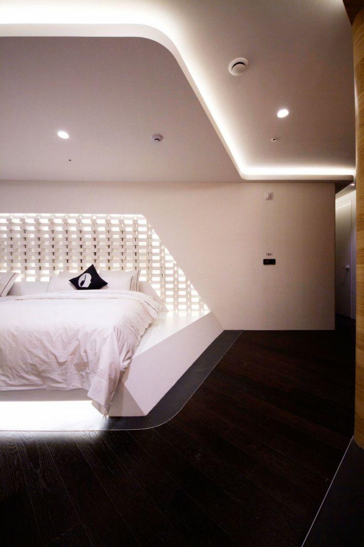 Wundervoll #Dekoration Hotelzimmer Design Mit Indirekter Beleuchtung U2013 Luxus Pur! # Hotelzimmer #Design #