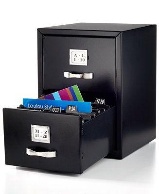 Mini File Cabinet To Hold Business, Mini File Cabinet