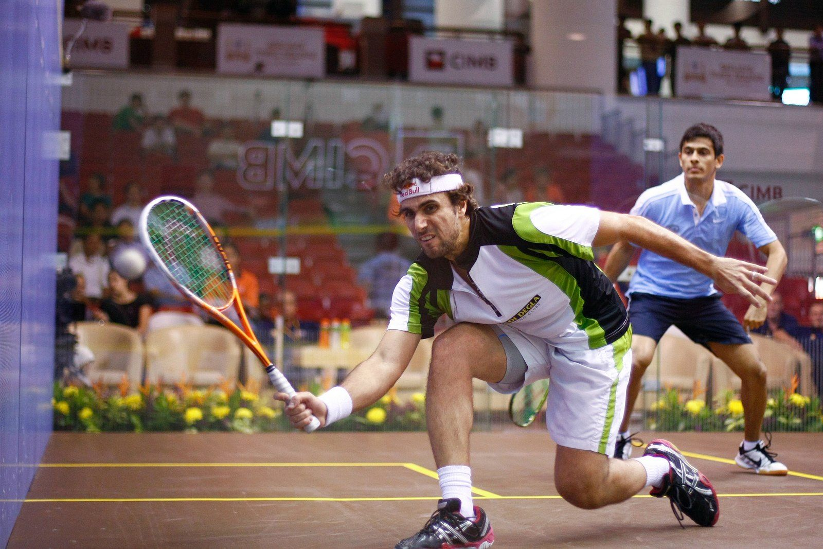 how to play squash for beginners