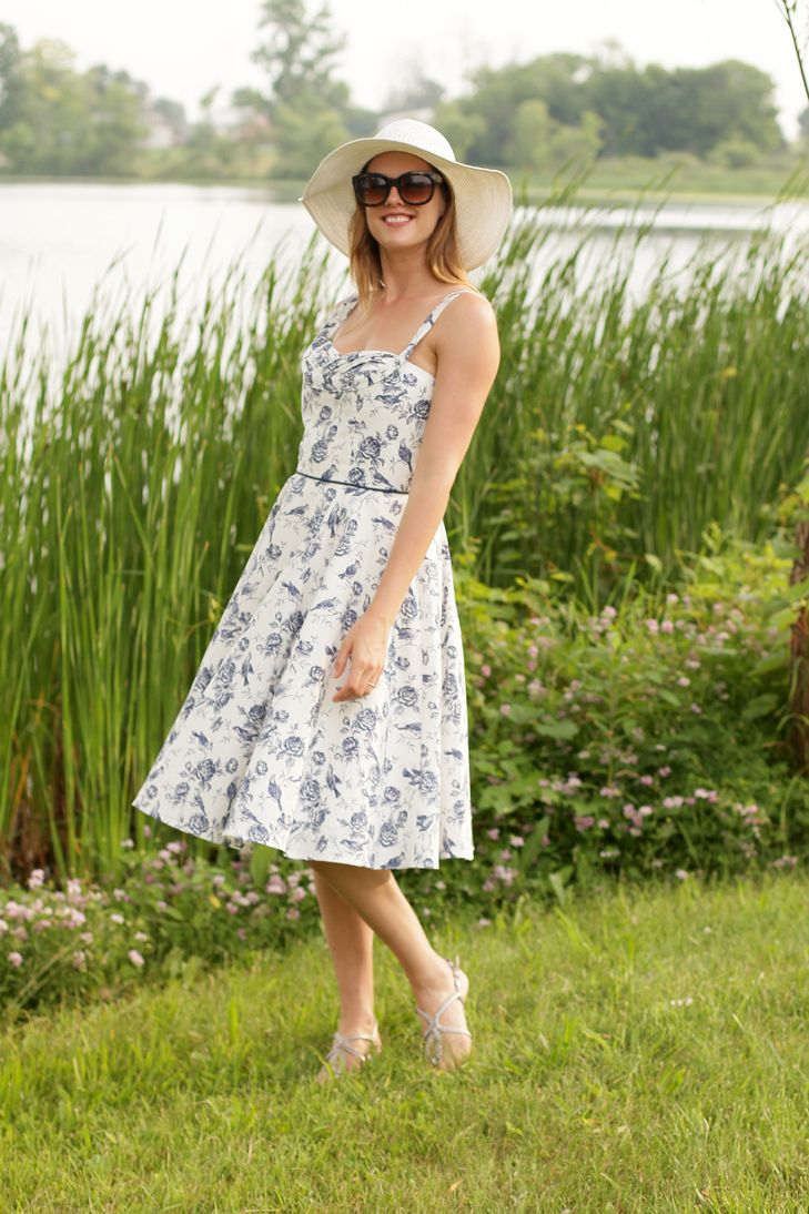 love this dress - What I Wore: Pure Michigan on What I Wore