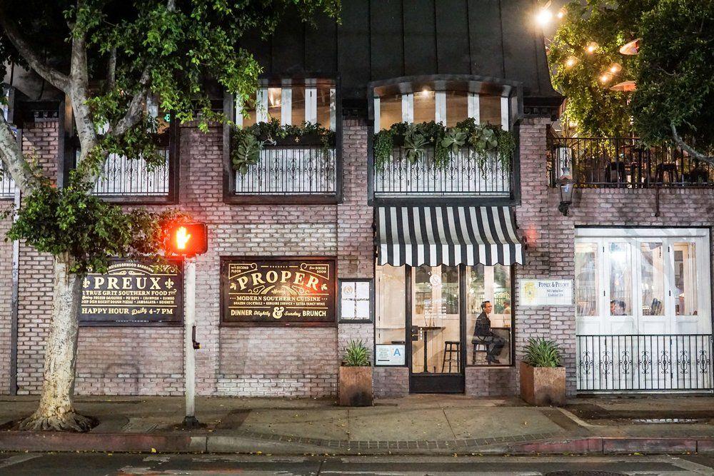 Preux Proper Weekend In Los Angeles Los Angeles Restaurants Soul Food Restaurant
