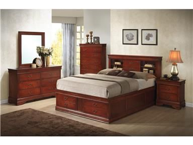 Superbe Shop For Coaster Queen Bed, 200439Q, And Other Bedroom Beds At Hutsons  Furniture In