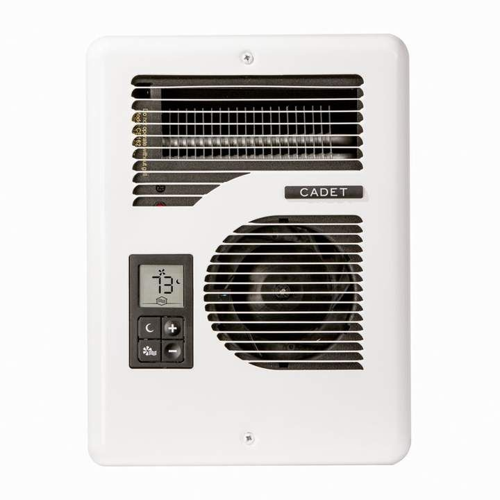 Com Pak Series Energy Plus Multi Watt 120 240 Volt Electric Fan Wall Heater Best Electric Garage Heater Wall Fans Electric Fan