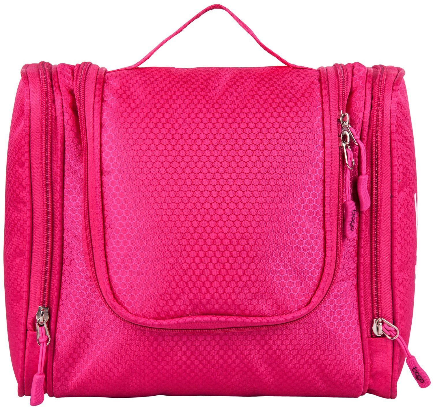 Hanging Toiletry Bag Use For Makeup Cosmetic Shaving Travel