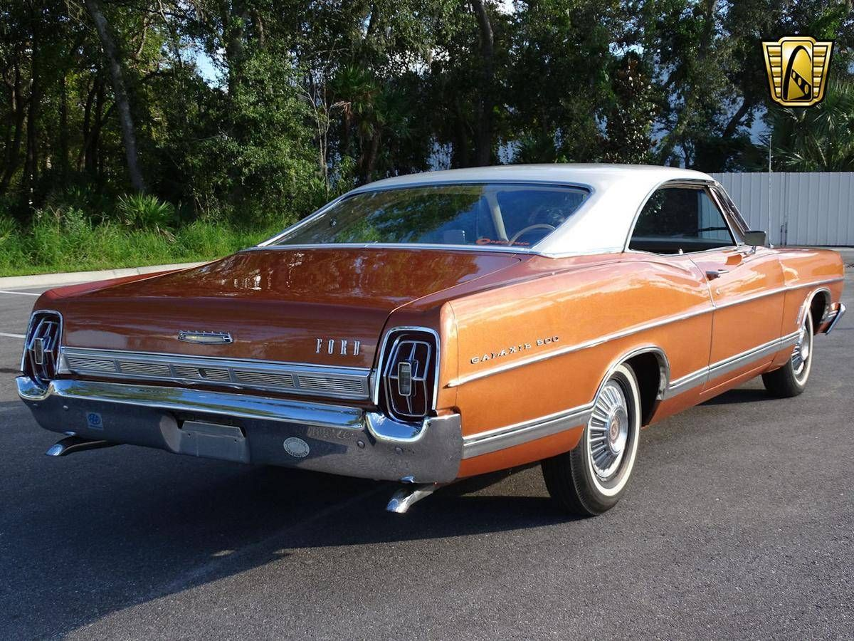 1967 Ford Galaxie For Sale 2196790 Hemmings Motor News Ford Galaxie Galaxie Vintage Muscle Cars